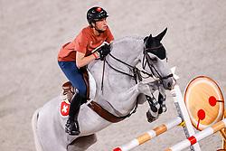 Fuchs Martin, SUI, Clooney 51, 382<br /> Olympic Games Tokyo 2021<br /> © Hippo Foto - Dirk Caremans<br /> 01/08/2021