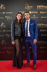 Jan Mlakar during SPINS XI Nogometna Gala 2019 event when presented best football players of Prva liga Telekom Slovenije in season 2018/19, on May 19, 2019 in Slovene National Theatre Opera and Ballet Ljubljana, Slovenia. ,Photo by Urban Meglic / Sportida