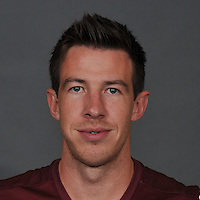 Feb 25, 2016; USA; Colorado Rapids player Sean St. Ledger poses for a photo. Mandatory Credit: USA TODAY Sports