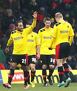 Watford v Derby County 230213