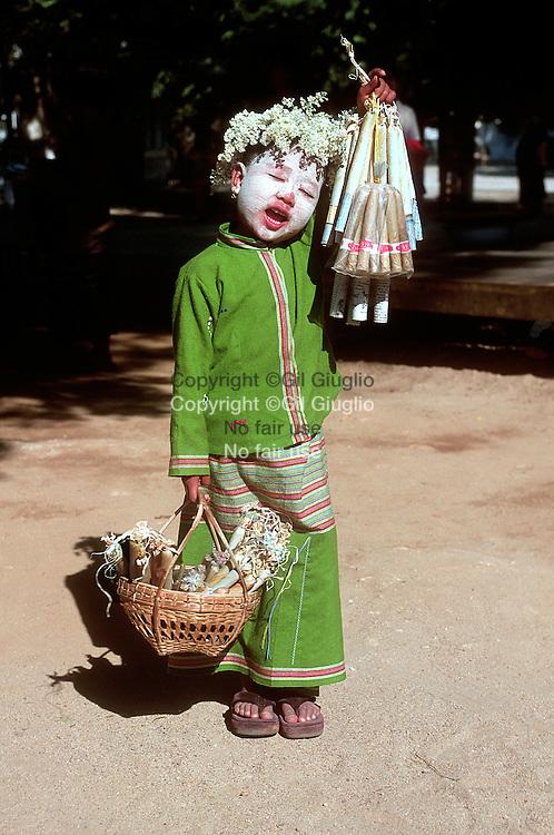 Myanmar, Irrawaddy, Mingun Island