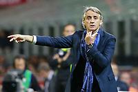 Roberto Mancini Inter,  <br /> Milano 10-04-2016 Stadio Giuseppe Meazza<br /> Football Calcio Serie A 2015/2016 Inter - Napoli<br /> Foto Cesare Purini / Insidefoto