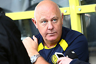 Burton Albion assistant manager Andy Gardner pre-match interview during the EFL Sky Bet League 1 match between Burton Albion and Wycombe Wanderers at the Pirelli Stadium, Burton upon Trent, England on 26 December 2018.