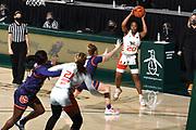 2021 Miami Hurricanes Women's Basketball vs Clemson