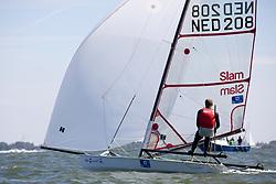 Day four Medemblik Regatta 2019,  24-5-2019 (21/25 May 2019). Medemblik - the Netherlands.