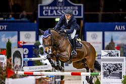 NIEBERG Gerrit (GER), Numeri<br /> Preis der fair ground GmbH<br /> Int. jumping competiton against the clock (1,35-1,40m) - CSIYH1*<br /> Braunschweig - Classico 2020<br /> 06.03.20<br /> © www.sportfotos-lafrentz.de/Stefan Lafrentz