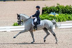 Kanerva Emma, FIN, Heartbreaker<br /> World Equestrian Games - Tryon 2018<br /> © Hippo Foto - Dirk Caremans<br /> 12/09/18