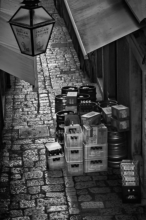 Early Delivery, Dubrovnik, Croatia