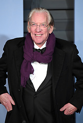 Donald Sutherland arriving at the Vanity Fair Oscar Party held in Beverly Hills, Los Angeles, USA.