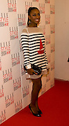 Alexandra Burke, The Elle Style Awards 2009, The Big Sky Studios, Caledonian Road. London. February 9 2009.  *** Local Caption *** -DO NOT ARCHIVE -Copyright Photograph by Dafydd Jones. 248 Clapham Rd. London SW9 0PZ. Tel 0207 820 0771. www.dafjones.com<br /> Alexandra Burke, The Elle Style Awards 2009, The Big Sky Studios, Caledonian Road. London. February 9 2009.