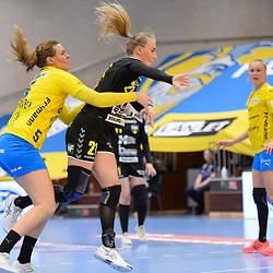 2021-02-17: Nykøbing F. - Horsens Håndbold Elite