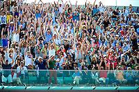 Illustration spectateurs  - 02.06.2015 - Jour 10 - Roland Garros 2015<br /> Photo : Nolwenn Le Gouic / Icon Sport