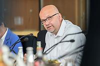 30 AUG 2020, BERLIN/GERMANY:<br /> Dr. Fritz Felgentreu, MdB, SPD, Paul-Loebe-Haus, Deutscher Bundestag<br /> IMAGE: 20200830-01-093