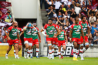 Deception Bayonne - Olivier Ollivon - 16.05.2015 - Bordeaux Begles / Bayonne - 25eme journee de Top 14<br />Photo : Manuel Blondeau / Icon Sport