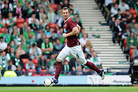 Football - Scottish FA Cup Final - Hibernian vs. Hearts<br /> Andy Webster (Hearts) at Hampden Park.