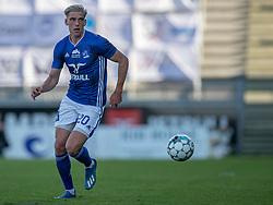Kasper Jørgensen (Lyngby Boldklub) under kampen i 3F Superligaen mellem Lyngby Boldklub og FC København den 1. juni 2020 på Lyngby Stadion (Foto: Claus Birch).