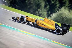 August 28, 2016 - Spa Francorchamps, Belgique - Spa  28/08/2016 GP F1 Belgique/Diamnche/Course/.Palmer N°30 Renault (Credit Image: © Panoramic via ZUMA Press)