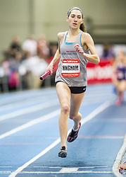 New Balance Indoor Grand Prix track & field, Girls Sprint Medley relay