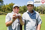 Caldes de Malavella - Girona, Spain, Special Olympics Golf Classic Event celebrated at PGA Catalunya Resort.