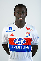 Ferland Mendy during Photoshooting of Lyon for new season 2017/2018 on September 27, 2017 in Lyon, France. (Photo by Damien lg/OL/Icon Sport)