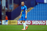 Ryan Croasdale. Stockport County FC 3-2 Yeovil Town FC. Emirates FA Cup Second Round. Edgeley Park. 29.11.20