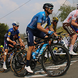 21-04-2021: Wielrennen: Waalse Pijl Elite Men: Huy <br />Alejandro Valverde