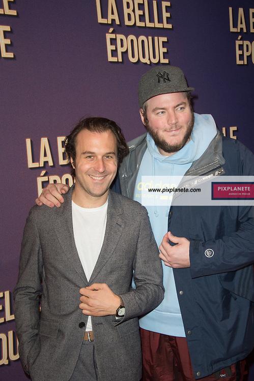 Avant première du film La Belle Epoque Jeudi 17 Octobre 2019 Gaumont Opéra Paris