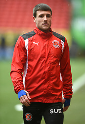 Fleetwood Town's Bobby Grant