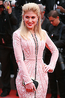 Hofit Golan at the Closing ceremony and premiere of La Glace Et Le Ciel at the 68th Cannes Film Festival, Sunday 24th May 2015, Cannes, France.