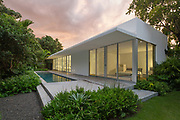 Architecture by K/R with landscape by Andres Arcila