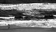 Waves, East Coast, England - 2007