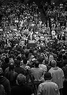 Candidate Donald J. Trump makes a Campaign Speech in Fresno, California