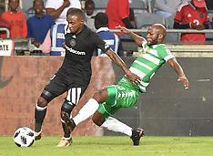 Orlando Pirates v Bloemfontein Celtic - 4 April 2018