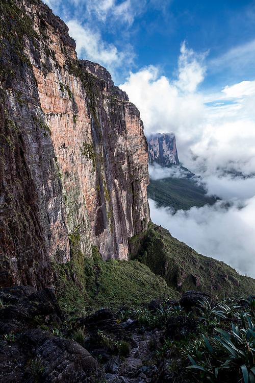 Mount Roraima from the Path of Tears, Venezuela