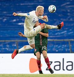 Victor Nelsson (FC København) under kampen i 3F Superligaen mellem FC København og AaB den 17. juni 2020 i Telia Parken, København (Foto: Claus Birch).