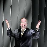 Nederland,Den Haag ,30 juni 2008..Johannes Cornelis (Hans) van Baalen (Rotterdam, 17 juni 1960) is een Nederlands politicus. Namens de Volkspartij voor Vrijheid en Democratie maakt hij sinds 1999 deel uit van de Tweede Kamer der Staten-Generaal. Tegenwoordig is hij lid van het EP, het Europese Parlement.