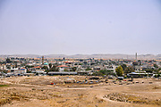 Israel, Negev, Tel Sheva (also Tel as-Sabi) is a Bedouin town in the Southern District of Israel, bordering the city of Beersheba