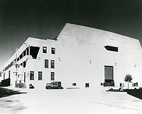 1927 William Fox Studios in Hollywood