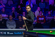 World Snooker Scottish Open, 13-12-2019. 131219