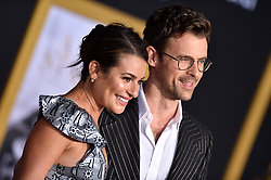Lea Michele attends the Premiere of Warner Bros. Pictures' 'A Star Is Born' at the Shrine Auditorium on September 24, 2018 in Los Angeles, CA, USA Photo by Lionel Hahn/ABACAPRESS.COM
