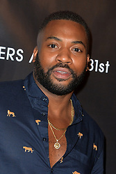 August 29, 2018 - New York, NY, USA - August 29, 2018  New York City..Tyrek Love attending 'An Actor Prepares' film premiere on August 29, 2018 in New York City. (Credit Image: © Kristin Callahan/Ace Pictures via ZUMA Press)