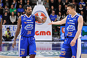 DESCRIZIONE : Campionato 2014/15 Serie A Beko Dinamo Banco di Sardegna Sassari - Acqua Vitasnella Cantu'<br /> GIOCATORE : Eric Williams Ivan Buva<br /> CATEGORIA : Fair Play Ritratto Delusione<br /> SQUADRA : Acqua Vitasnella Cantu'<br /> EVENTO : LegaBasket Serie A Beko 2014/2015<br /> GARA : Dinamo Banco di Sardegna Sassari - Acqua Vitasnella Cantu'<br /> DATA : 28/02/2015<br /> SPORT : Pallacanestro <br /> AUTORE : Agenzia Ciamillo-Castoria/L.Canu<br /> Galleria : LegaBasket Serie A Beko 2014/2015