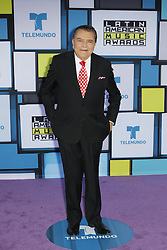 HOLLYWOOD, CA - OCTOBER 06: Don Francisco attends the Telemundo's Latin American Music Awards 2016 held at Dolby Theatre on October 6, 2016. Byline, credit, TV usage, web usage or linkback must read SILVEXPHOTO.COM. Failure to byline correctly will incur double the agreed fee. Tel: +1 714 504 6870.