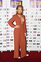 Aisleyne Horgan-Wallace, National Reality TV Awards, Porchester Hall, London UK, 29 September 2016, Photo by Richard Goldschmidt