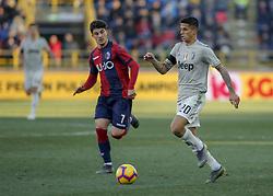 February 24, 2019 - Bologna, Italy - Joo Cancelo during Serie A 2018-2019 match between Bologna v Juventus, in Bologna, on February 24, 2019  (Credit Image: © Loris Roselli/NurPhoto via ZUMA Press)