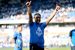 Huddersfield Town manager David Wagner at the end of the match