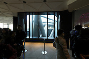 Tokyo Skytree inside hall to ticket counter