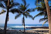Pahoehoe Beach Park, Kailua Kona, Island of Hawaii, Hawaii