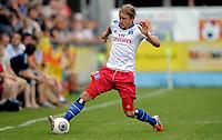 Fotball<br /> Tyskland<br /> Hippach Østerrike<br /> 08.07.2013<br /> Foto: Gepa/Digitalsport<br /> NORWAY ONLY<br /> <br /> DFL, 1. Deutsche Bundesliga, Zillertal Auswahl vs Hamburger SV, Trainingslager, Vorbereitungsspiel. Bild zeigt Per Ciljan Skjelbred (HSV).