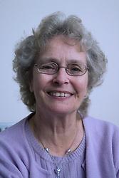 Portrait of an older woman,